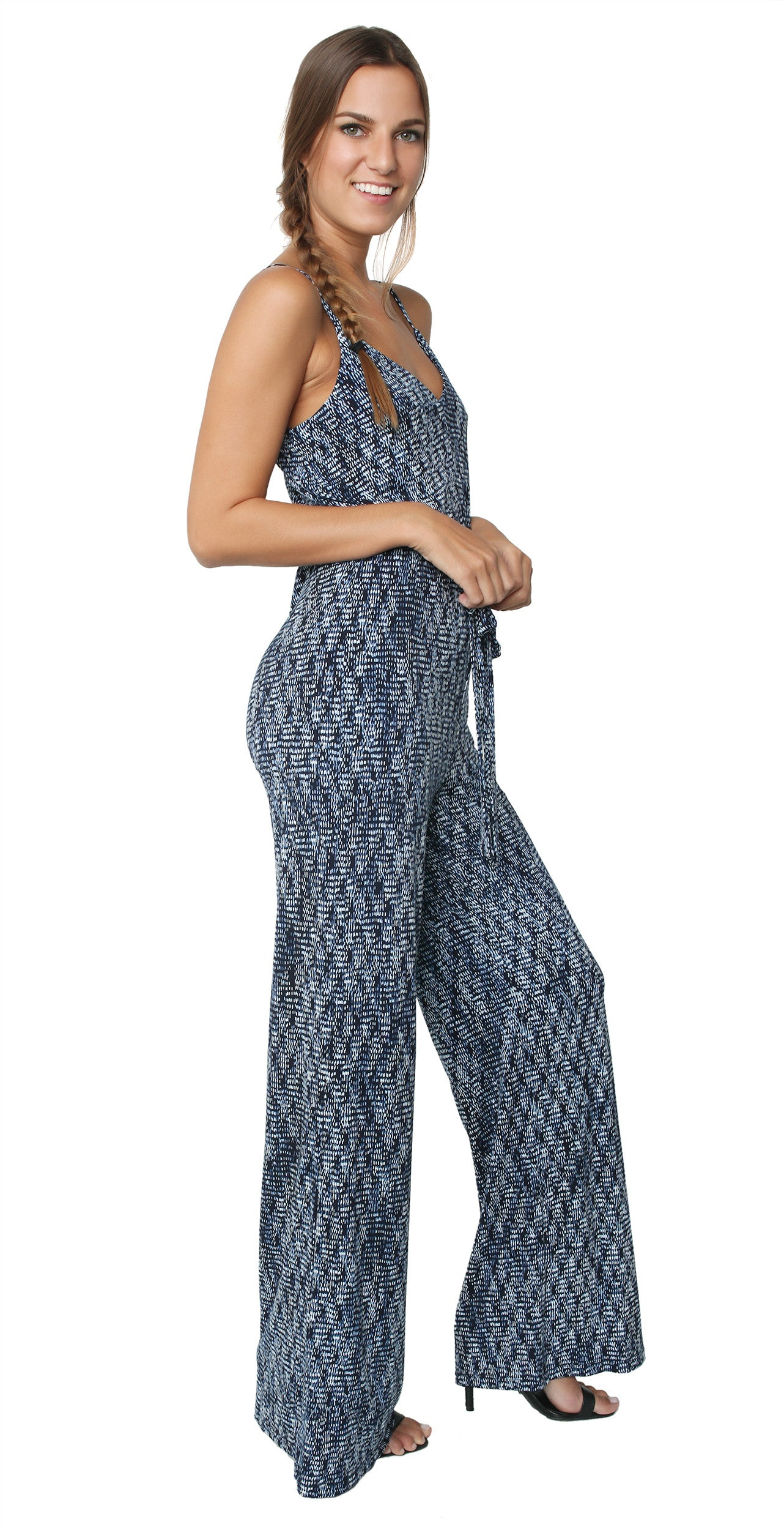 Veronica M Dresses Day Susana Wide Leg Jumpsuit Fashion Boutique